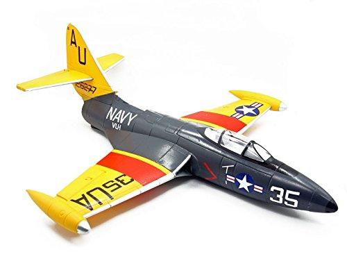 FreeWing 700mm F9F 3S 64mm EDF Jet PNP No Radio