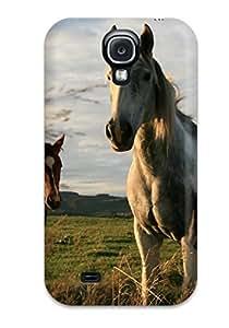 LFSbqeg3164ALShd Faddish Horse Case Cover For Galaxy S4