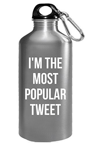 Im Th Most Popular Tweet - Water Bottle