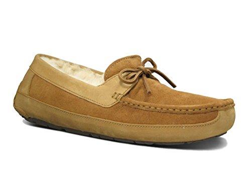 Ugg Australia Men's Byron Travel Slippers Chestnut 13