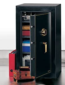6. SentrySafe Executive Safe - Black