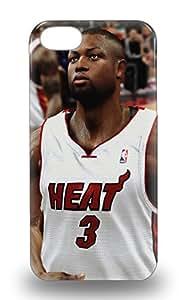 New Arrival Iphone Premium Iphone 5/5s Case NBA Miami Heat Dwyane Wade #3 ( Custom Picture iPhone 6, iPhone 6 PLUS, iPhone 5, iPhone 5S, iPhone 5C, iPhone 4, iPhone 4S,Galaxy S6,Galaxy S5,Galaxy S4,Galaxy S3,Note 3,iPad Mini-Mini 2,iPad Air ) 3D PC Soft Case