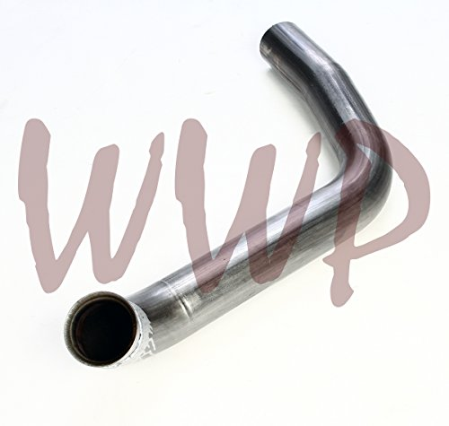 Performance Racing Off Road SS409 Stainless Steel 4.00