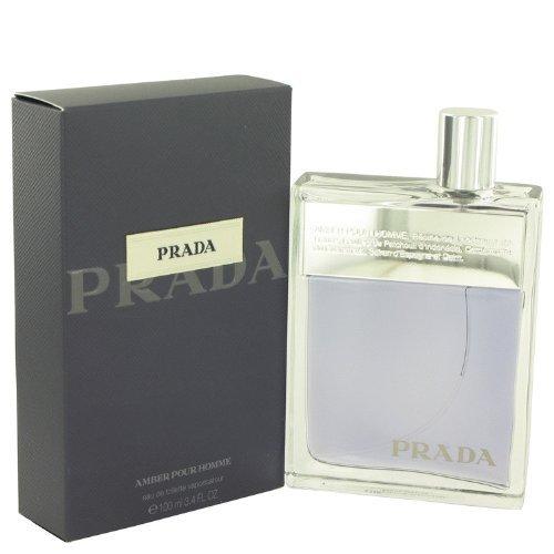Prada Amber Pour Homme by Prada for Men - 3.4 oz EDT Spray