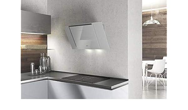 Airforce F204 - Campana de cocina (90 cm), color blanco: Amazon.es: Grandes electrodomésticos