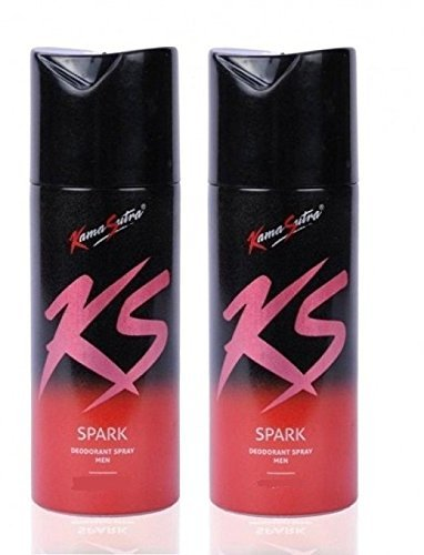 buy kama sutra spark deo 40 ml pack of 2 deos online at low prices