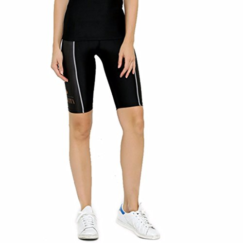 Women's Breathable High Elastic Running Trousers Ivory