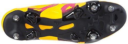 Scarpe Da Calcio Adidas X 15.1 Sg Mens Scarpe Da Calcio Oro Nero S74630