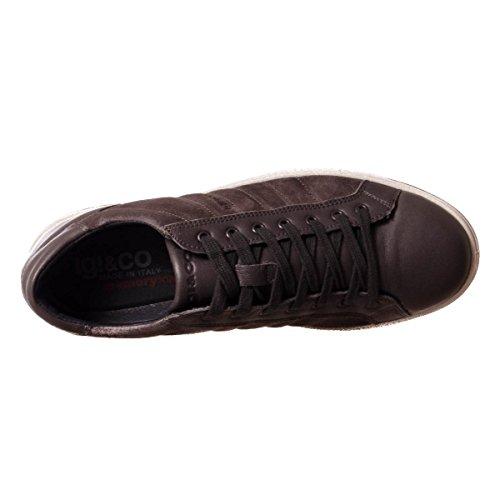 IGI&CO 87253/00 - Zapatillas de ante para hombre