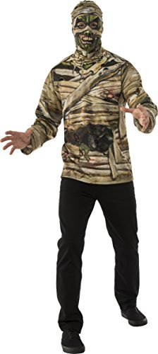 Adult Mummy Costumes - Rubie's Costume Co. Men's Undead Mummy Costume, As Shown, X-Large