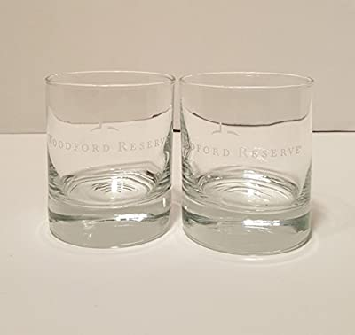 Woodford Reserve Rocks Glass | Set of 2