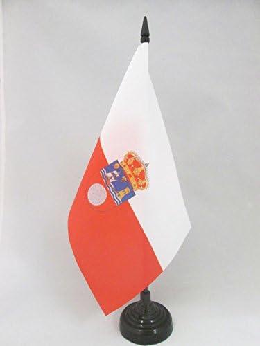 AZ FLAG Bandera de Mesa de CANTABRIA 21x14cm ...