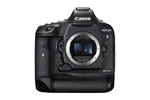 Canon EOS-1DX Mark II DSLR Camera (Body Only) (Renewed)