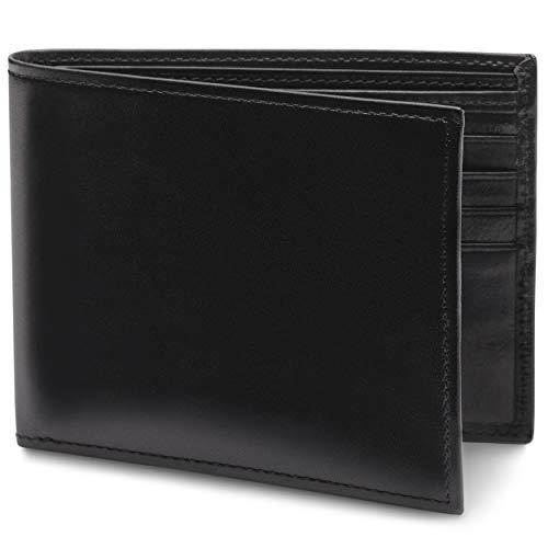 Bosca   Men's 8 Pocket Deluxe Wallet w/RFID Blocking in Italian Old Leather (The Best Mens Wallet In The World)