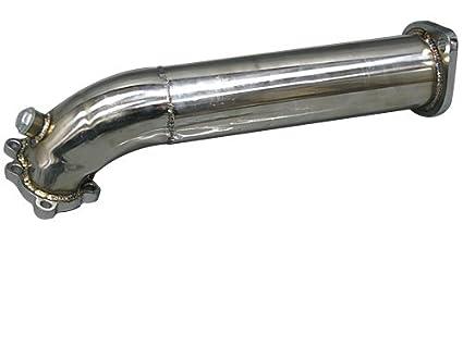 Amazon com: Cxracing GT28 Turbo Downpipe for Datsun 510 S13