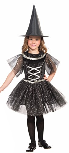 Forum Novelties Children's Sparkle Witch Costume, Small, One Color