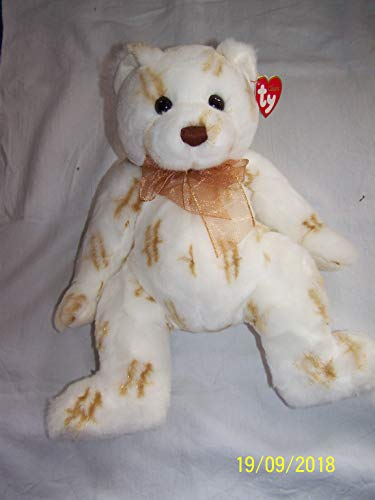 TY Classic Plush - STARDUST the Bear (Harrods UK Exclusive)