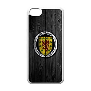 Escocia H5M79J3YK funda iPod Touch 6 caso funda NGBMOG blanco