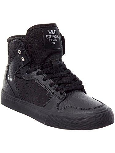 black Black Supra Supra Sneaker Skytop Skytop uomo Black Sneaker uomo S18091 S18091 A4gPRnx