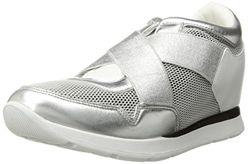 Black 8 US White Laylow Women's Guess Sneaker Medium BqT678I8