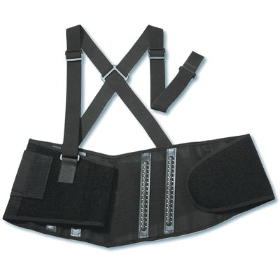 Ergodyne ProFlex 2000SF High-Performance Back Support, Large, Black by Ergodyne (Image #2)