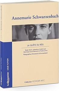 Book's Cover ofVoyager avec Annemarie Scharzenbach - La Quête du réel