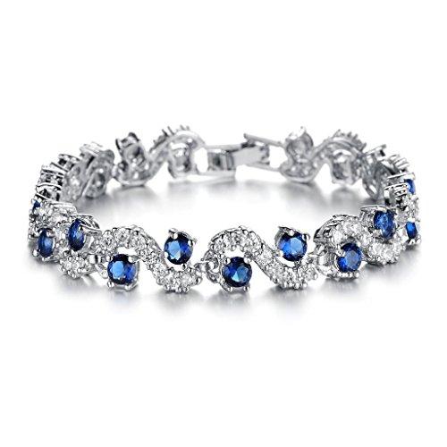 Engagement Platinum Bracelet - 4