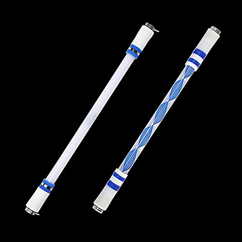 OUYAWEI Children Colorful Special Illuminated Anti-Fall Spinning Pen Rolling Pen A1+A15 (Lighting) Color Random School College