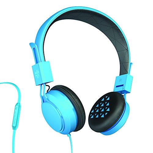 JLab Audio Intro Premium On-Ear Headphones with Universal Mi