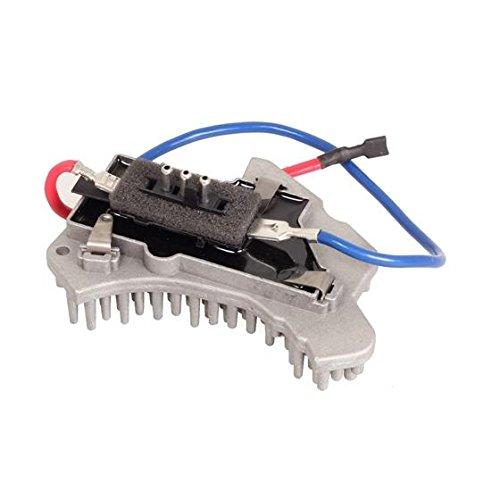 PartsSquare HVAC HEATER BLOWER MOTOR RESISTOR RU534 2108700210 Replacement for MERCEDES-BENZ SLK32 AMG SLK320 2002-2004 Compatible with MERCEDES-BENZ C230 C280 1997-2000