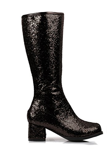 Ellie Shoes Women's Gogo-g Boot, Red, 9 US/9 M (Red Glitter Boots)