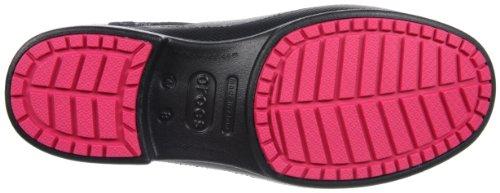 Boots Black Black Equestrian Women's Crocs Suede Boot Tall vpxXn0