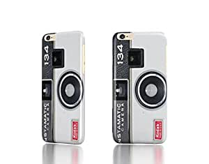 Camera Kodak Instamatic Case For Sam Sung Note 2 Cover Back Case Cover