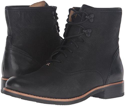 Sebago Mid Jane Boot Chukka Women's Leather Black wTBaO8qP