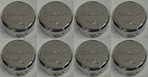 Trimax THPXL Hockey Puck 8 Pack Internal Shackle Door Lock Univ. Fit/Re Keyable by Trimax
