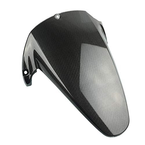 Honda Rear Cbr954rr (For Honda CBR900RR CBR954RR 954 2002 2003 Motorcycle Fairing Rear Wheel Hugger Fender Mudguard Mud Splash Guard CBR 900 954 RR (Carbon))