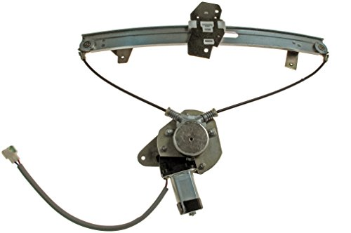 Dorman 741-343 Front Passenger Side Power Window Regulator and Motor Assembly for Select Eagle / Mitsubishi / Plymouth Models