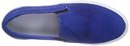 D'oro Bluette Basso Allenatore Donne Pantofola top A Foro 37 Italico Azzurro aRZ7ZPv