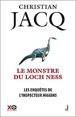 Le monstre du Loch Ness - Christian Jacq 417-q9nc9RL._SX322_BO1,204,203,200_
