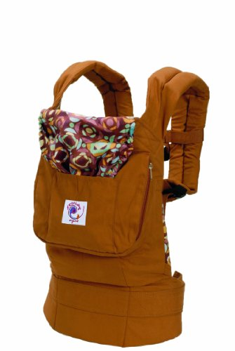 Organic Cotton Baby Carrier Color: Desert - Ebc Gear