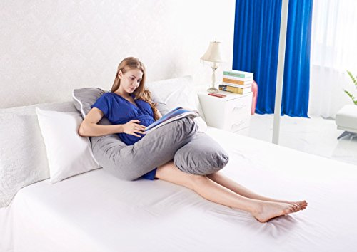 Ang Qi U Shape Pregnancy Body Pillow Kitchen dining room in your home Features