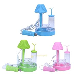 Creative Humidifier Home Night Light Desktop Mini Diffuser Mist Spray Purifier