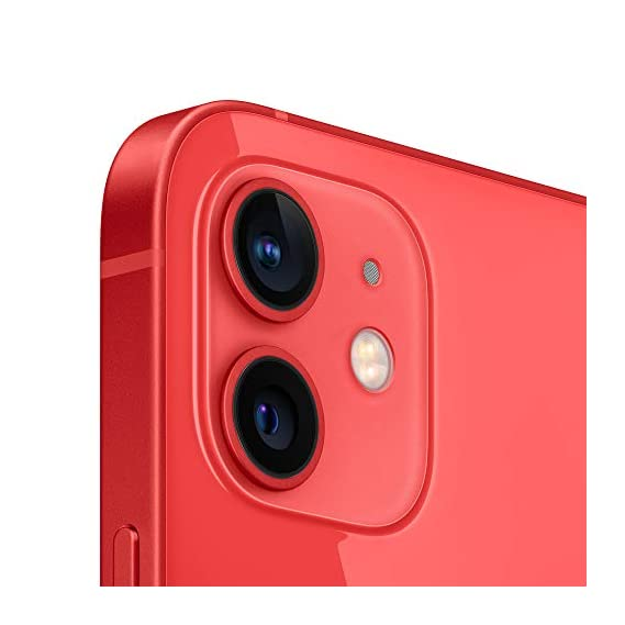 New Apple iPhone 12 (64GB) - (Product) RED with AirPods with Charging Case