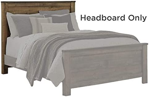 Signature Design by Ashley B446-57 Trinell Queen Panel Headboard Brown