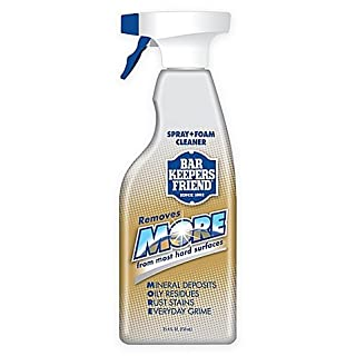 Bar Keeper's Friend Spray and Foam Cleaner