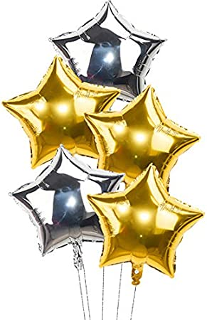 AIR FORCE PROUDStar Shaped 18in Mylar Balloon Wing Design Printed Party supplies fast shipping