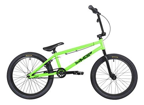 Madd Gear USA Signature F21 BMX Bike, Green