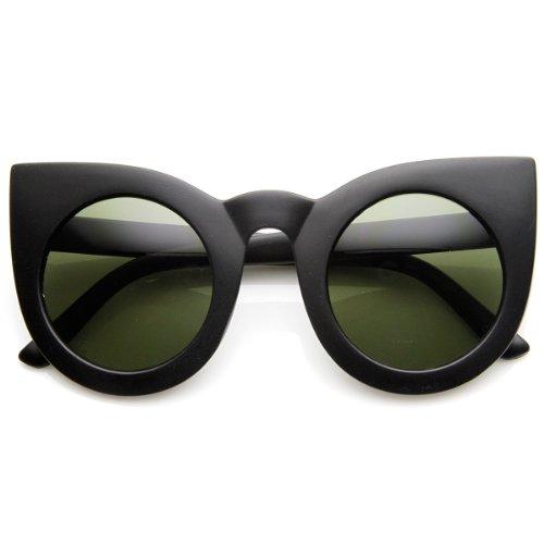 zeroUV Womens Oversized Cateye Sunglasses product image