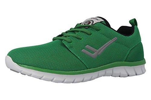 Killtec Nilas Color - Unisex Sportschuhe - Grün Schuhe in Übergrößen