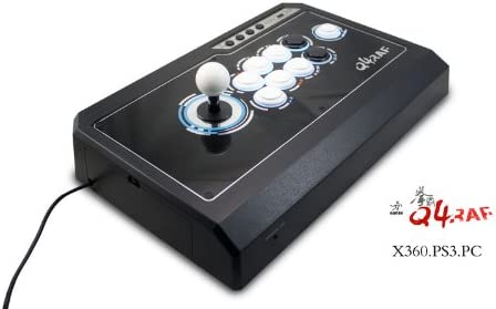 QanBa Q4 RAF Joystick Pro Fighstick Arcade 3in1 XBOX360/PS3/PC Black: Amazon.es: Electrónica